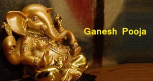 Ganesh Pooja