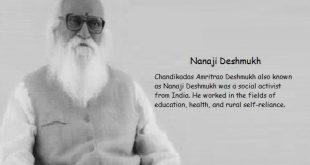 Nanaji Deshmukh