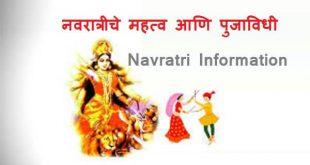 Navratri Information