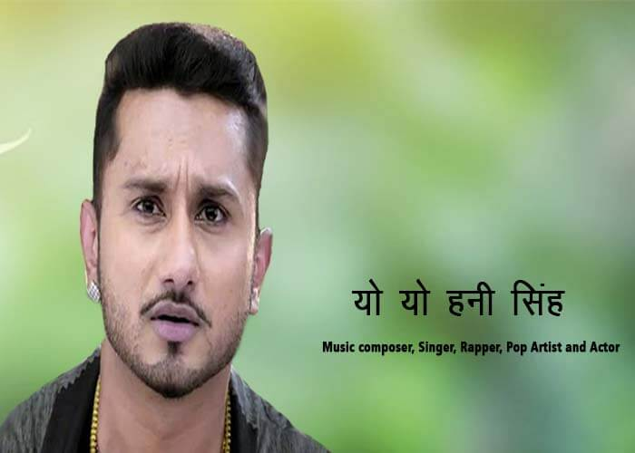 Honey Singh information
