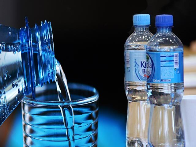 Difference between Natural Mineral Water and Packaged Drinking Water