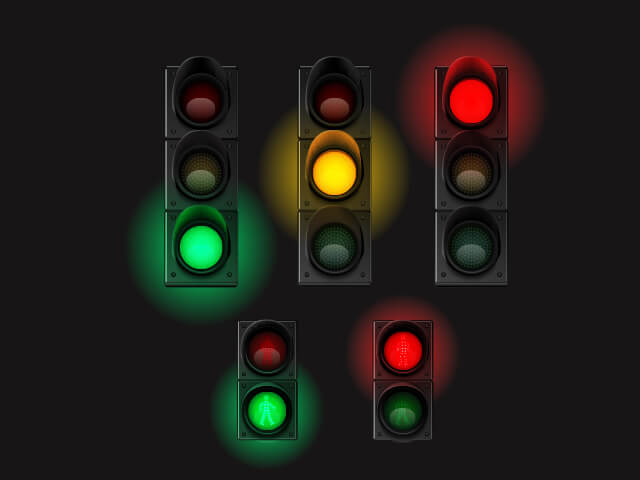 Short Note on Traffic Signals